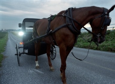 A Lumileds solution for an Amish buggy lamp